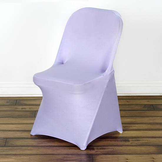 Efavormart Stretchy Spandex Fitted Folding Chair Cover Dinning Event  Slipcover For Hotel Dining Wedding Party Events Catering