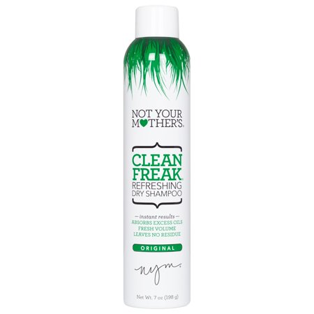 Not Your Mothers Clean Freak Refreshing Dry Shampoo Spray 7 (Best Dry Shampoo Products)