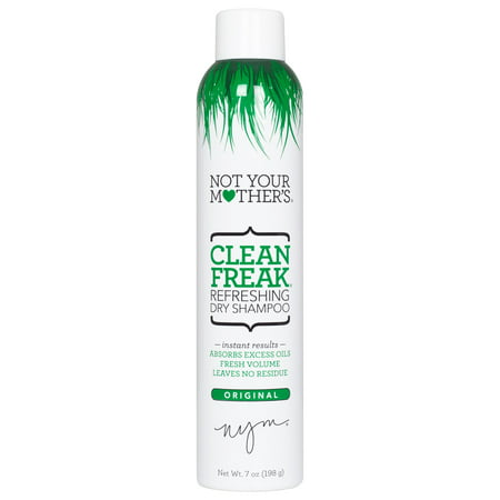 Not Your Mother's Clean Freak Refreshing Dry Shampoo Spray, 7
