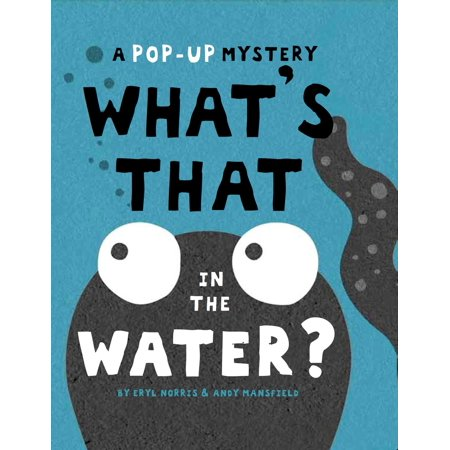 What's That in the Water? A Pop-Up Mystery By Eryl Norris - image 4 de 4