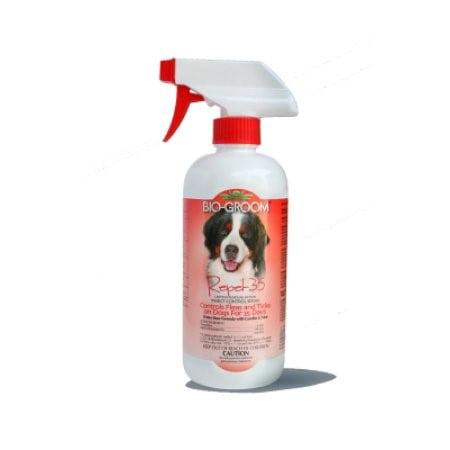 Bio-Groom Repel-35 Insect Control Spray, 16 Fluid Ounce by BIO-DERM LABORATORIES, INC.