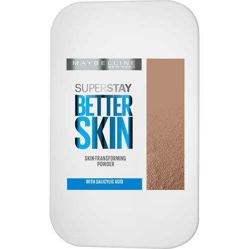 Super Stay Better Skin Powder 50 Natural Beige 0.32 OZ PLASTIC COMPACT