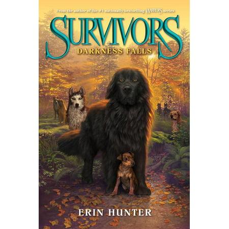 As Darkness Falls Halloween (Survivors (HarperCollins): Darkness Falls)