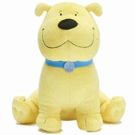 Kohls Cares Clifford T Bone Dog Stuffed Animal Plush Yellow Puppy Pal