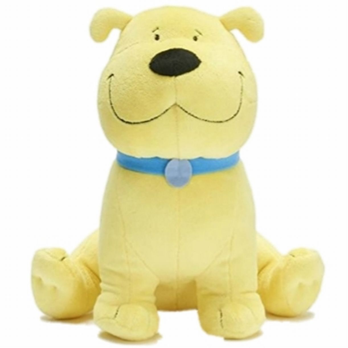 Kohls Cares Clifford T-Bone Dog Stuffed Animal Plush Yellow Puppy Pal