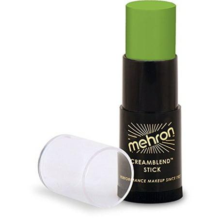 Mehron Cream Blend Stick - Ogre Green .75 oz