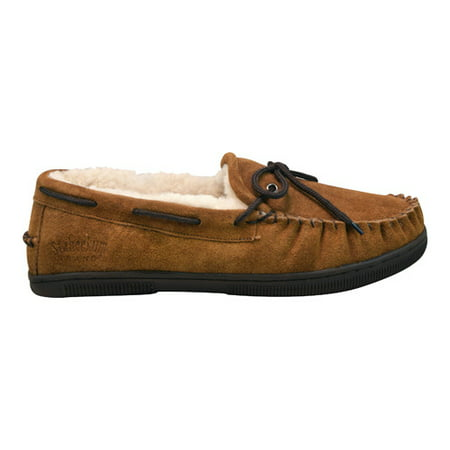 Men's Shearling Lined Country - Pile Lined Moccasin