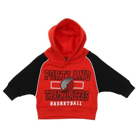 Infant Pullover - OuterStuff NBA Infant / Toddlers Portland Trailblazers Pullover Fleece Hoodie