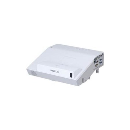 Hitachi CP-AW2505 Ultra Short Throw WXGA 2700 Lumen LCD Projector by