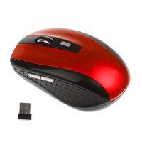 2.4GHZ Portable Wireless Mouse Cordless Optical Scroll Mouse for PC Laptop