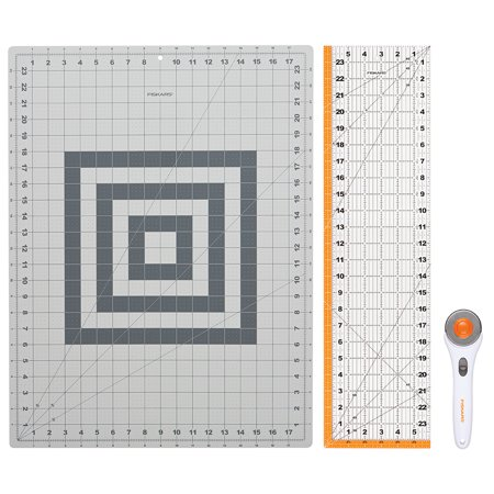 Fiskars Fabric Cutting Set (3-piece)