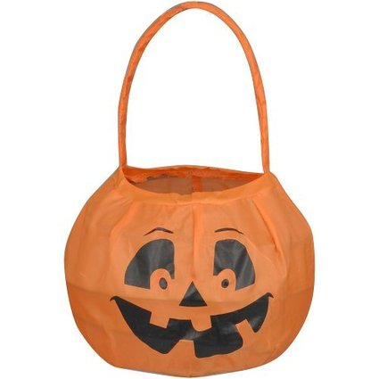 Pumpkin Collapsible Bucket