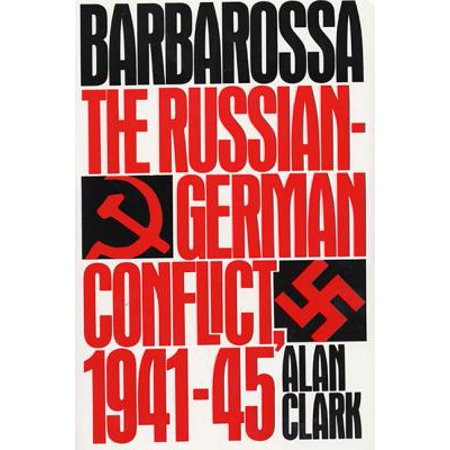 Barbarossa : The Russian-German Conflict,
