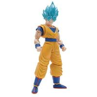 Dragon Ball Figure-Rise Standard Super Saiyan Blue Son Goku Model Kit Figure [Special Color Version]