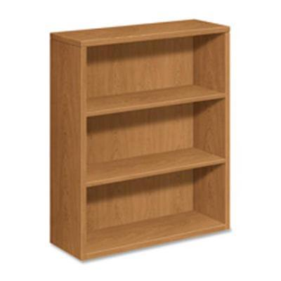 Brandnew Hon Company 3 Shelf Bookcase W Fixed Shelves 36In X13  13In X43  38In  My Furniture Gss180192638