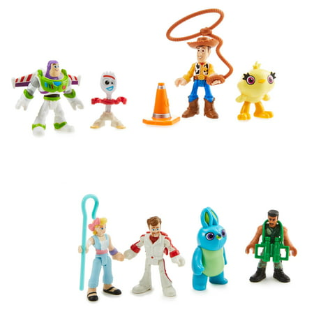 Fisher-Price Imaginext Disney Pixar Toy Story Deluxe Figure Pack