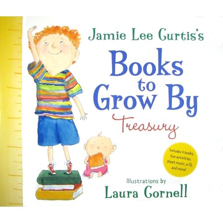 Jamie Lee Curtis's Books to Grow by Treasury - Lee Curtis Halloween