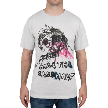 Cage The Elephant - One Ear Soft T-Shirt