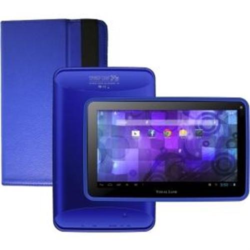 """Visual Land Prestige 7G 8 GB Tablet - 7"""" - ARM Cortex A8 1.20 GHz - Royal Blue"""