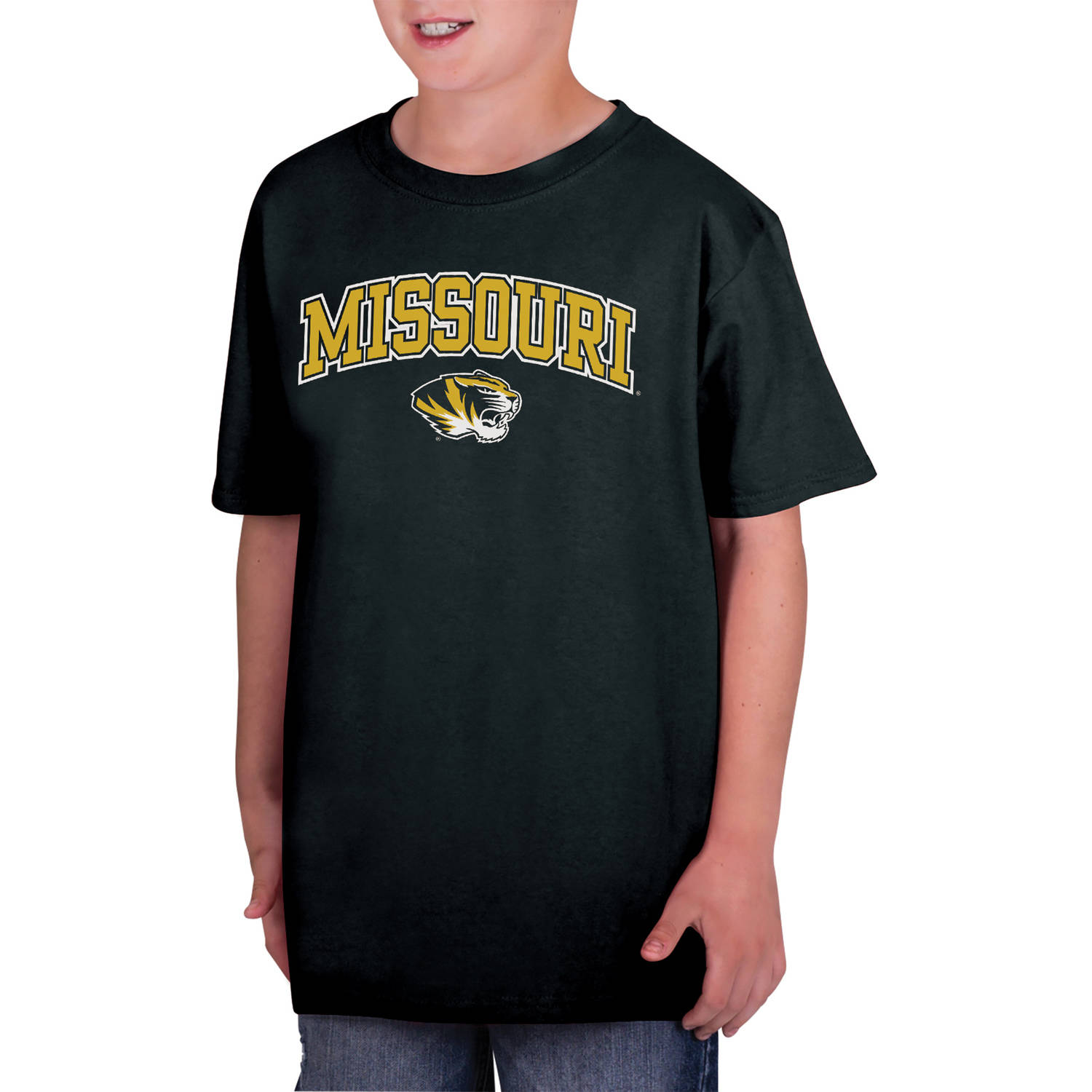 NCAA Missouri Tigers Boys Classic Cotton T-Shirt