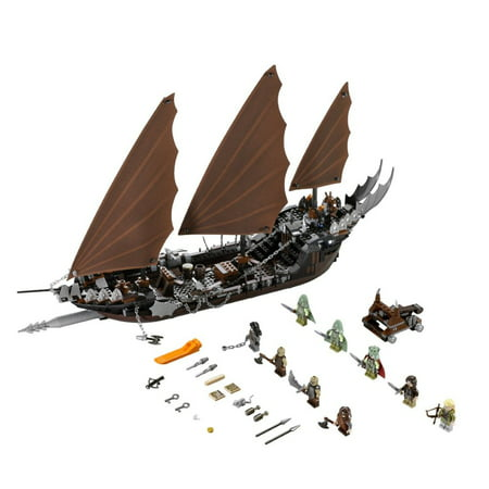LEGO® Lord of the Rings LOTR Pirate Ship Ambush w/ Minifigures |