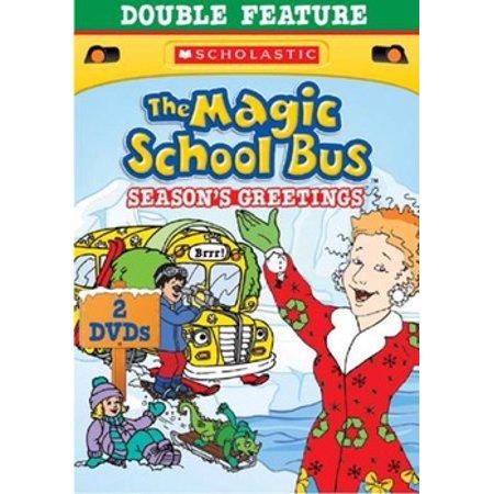 MAGIC SCHOOL BUS-SEASONS GREETING (DVD/DOUBLE FEATURE) (DVD)