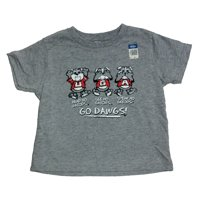 9639a97a Product Image Georgia Bulldogs Youth No Evil T-Shirt