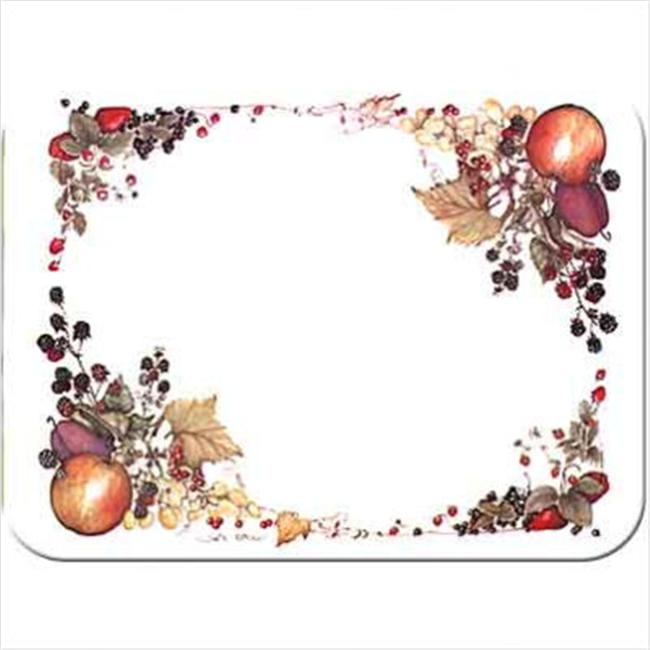 McGowan TT00072 Tuftop Fruit Cutting Board- Medium