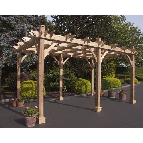 Outdoor Living Today Breeze 10 x 16 ft. Pergola by Outdoor Living Today