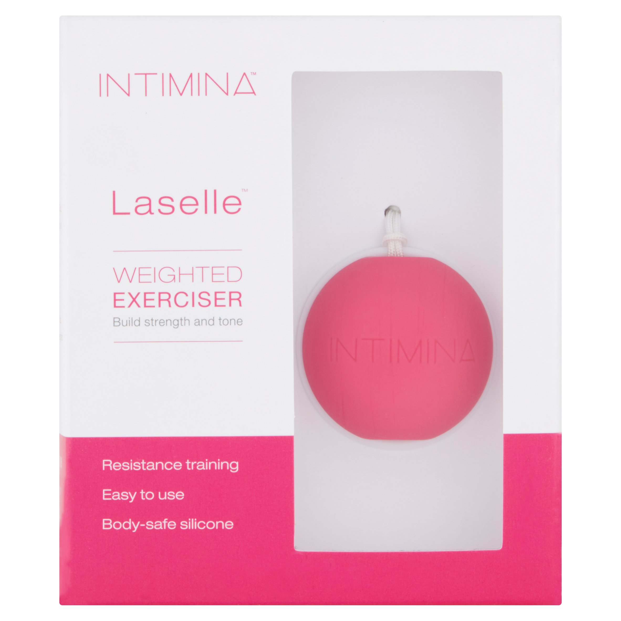 Intimina Laselle Weighted Exerciser