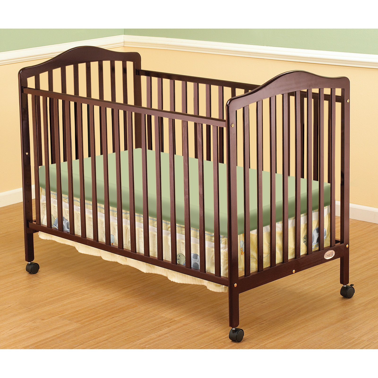 Orbelle Jenny 3-in-1 Convertible Crib