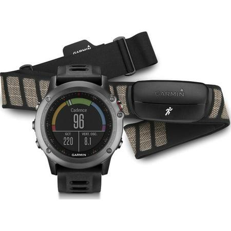 Garmin 010-01338-10 Fenix 3 Training Watch, Performer Bundle