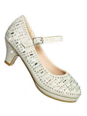 d0c7a3ee2d773 Girls Dress Shoes - Walmart.com