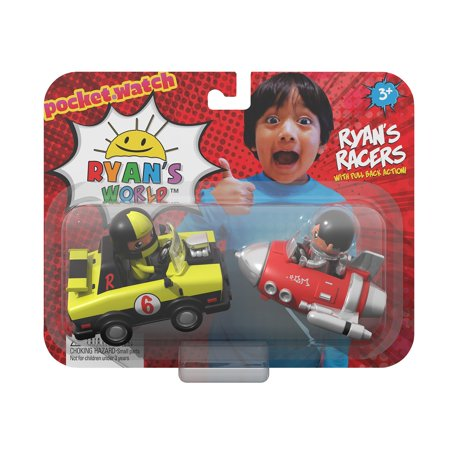 Ryans world ryans racers 2 pack