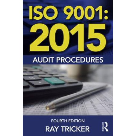 Iso 9001  2015 Audit Procedures