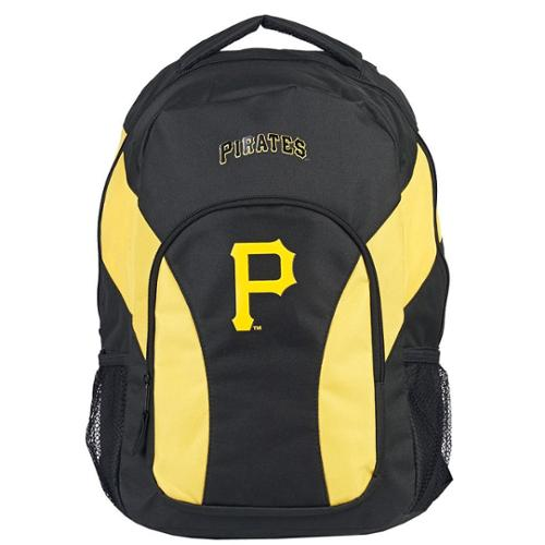 Concept 1 CNO-MLPI5807 Pittsburgh Pirates Mlb Draft Day Backpack [black]