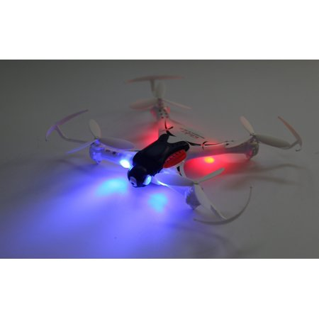 RC Drone HD Camera Quadcopter 2.4GHz Remote Control 4CH 3D Flip Over Mini Helicopter - image 1 de 8