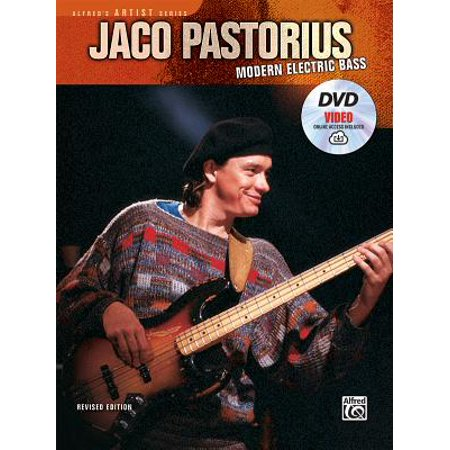 Jaco Pastorius -- Modern Electric Bass : Book, DVD & Online (Jaco Pastorius Used To Be A Cha Cha)