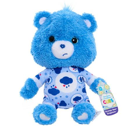 Care Bear Cubs Bean Plush - Grumpy Bear