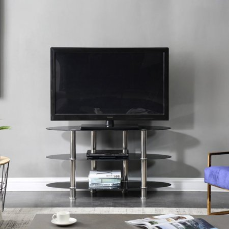 low cost f5d5d 337af Hodedah Imports 43 in. TV Stand