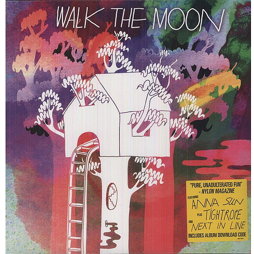 Walk The Moon (Dli) (Ogv) (Vinyl)