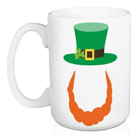 The Holiday Aisle Billman Leprechaun Beard Coffee Mug (Leprechaun Beard)