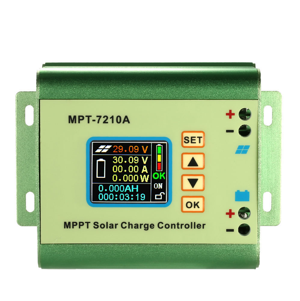 Best Charge Controllers - MPPT Solar Panel Battery Regulator Charge Controller Review