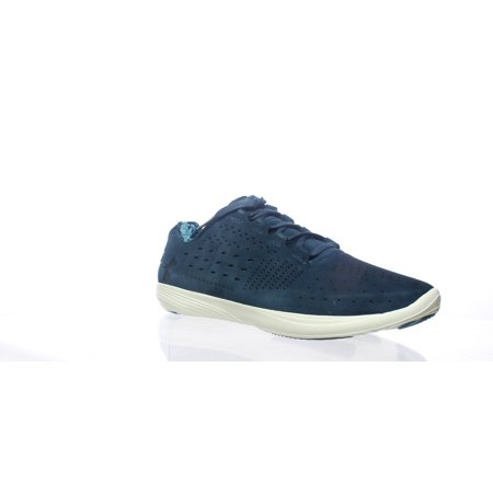 Under Armour Womens Street Precision Low Lux Blue Cross Training Shoes Size