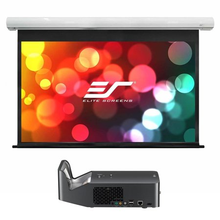 Pf1000u Elite With Led Short Ultra Screens Projector Lg Throw XuZiOPk