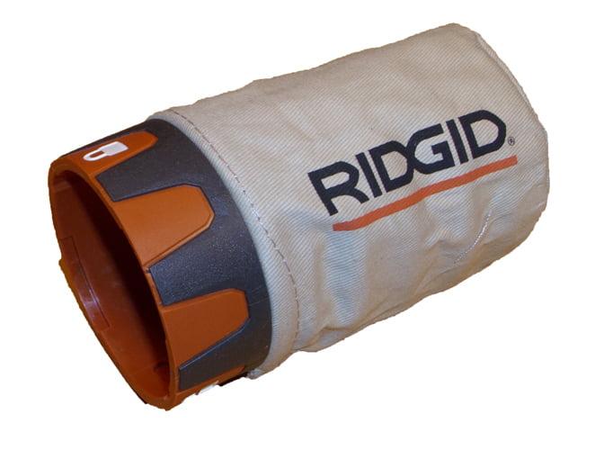 Ryobi R2601 Random Orbit Sander Replacement Dust Bag # 300027081 by