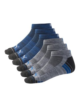 fab201daa Product Image PUMA Men's Low Cut Socks, 6 Pairs