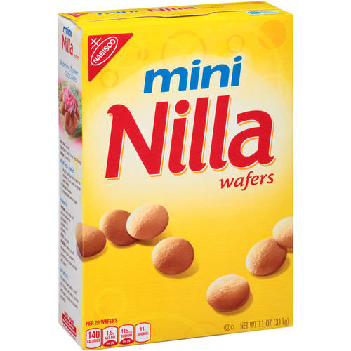 Nabisco Mini Nilla Wafers, 11 oz
