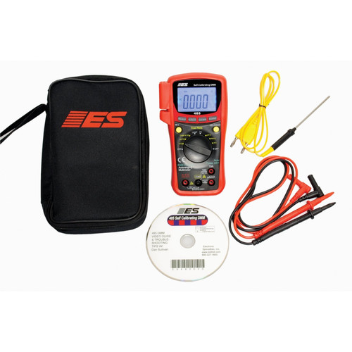 Electronic Specialties 485 Self-Calibrating True RMS Digital Multimeter