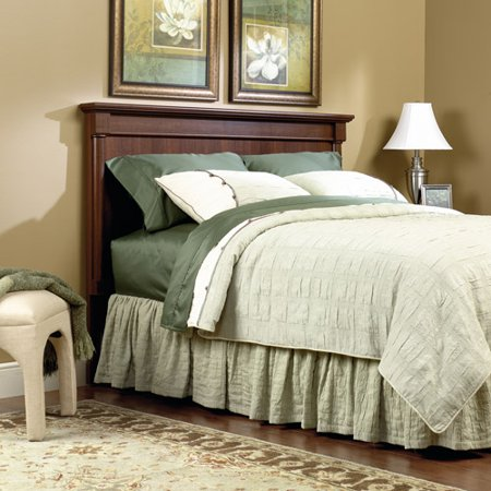 Cherry Finish Queen Anne Wood (Sauder Palladia Full/Queen Headboard, Cherry Finish )